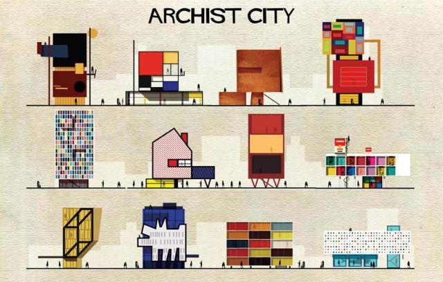 """Archist"" by Federico Babina"