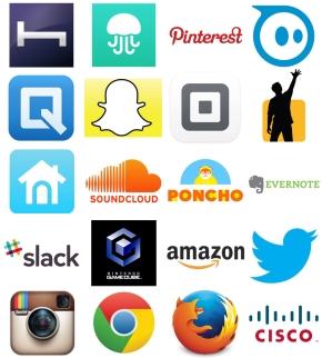 best tech logos