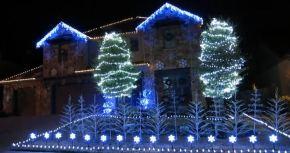best holiday lightsdisplays