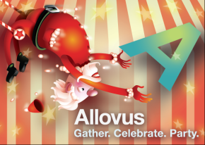 allovus swingin' holiday 2015