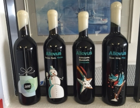 allovus mystery wine revealed!