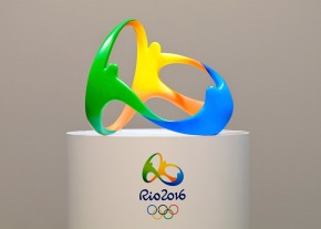gold medal for rio olympics logo
