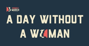 a day without awoman