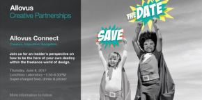 allovus connect: save thedate!